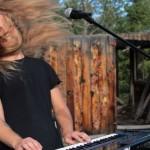 Keyboard Crazy Hair